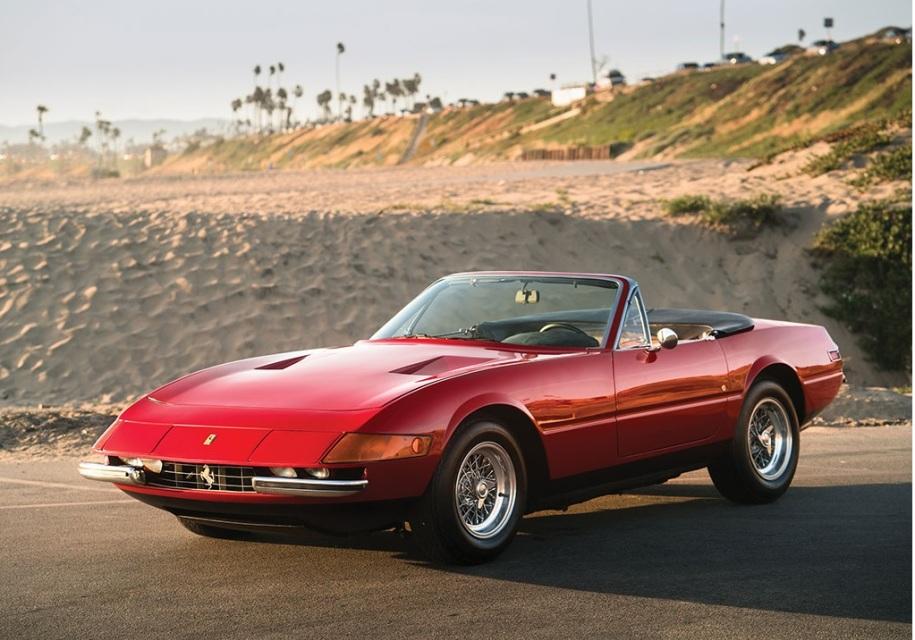На торги выставили редкую Ferrari, которую два десятилетия прятали от людей 2