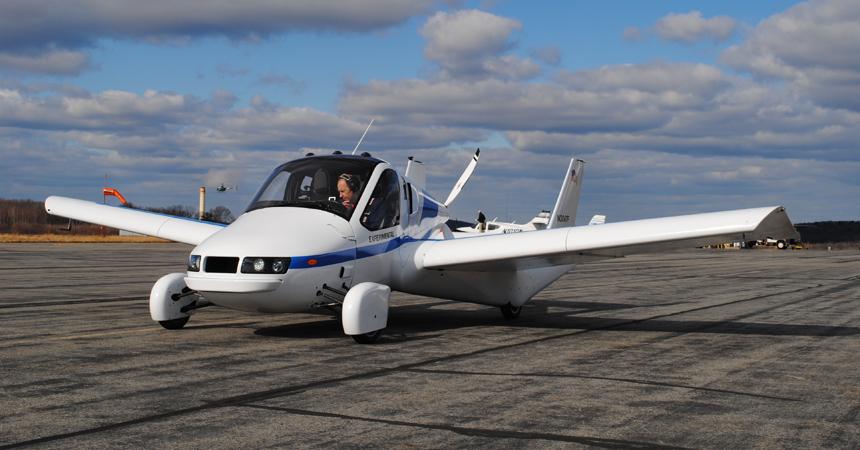 Китайцы решили выкупить все проекты «летающих автомобилей» 2