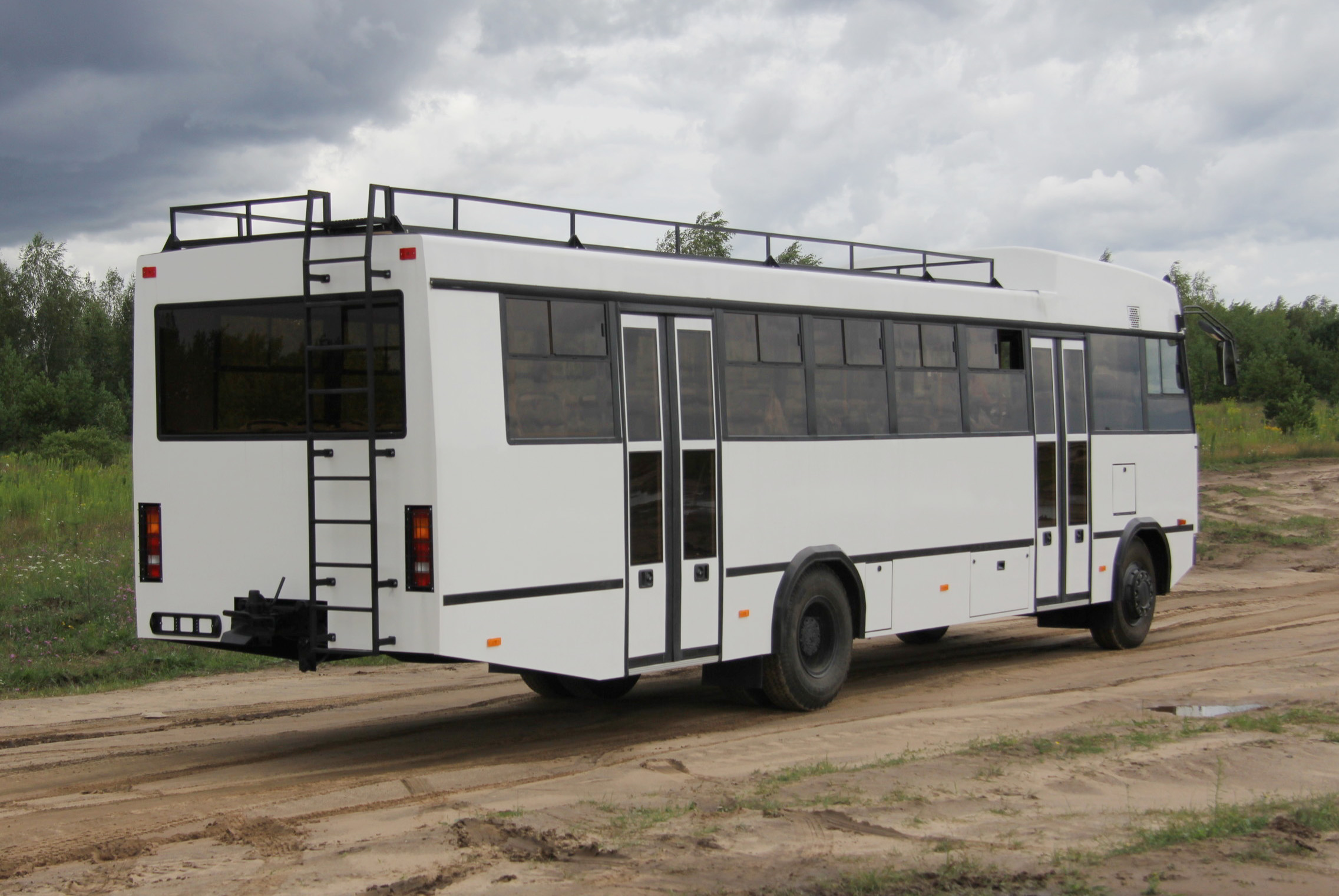 Mercedes-Benz будет строить автобусы для Африки 2