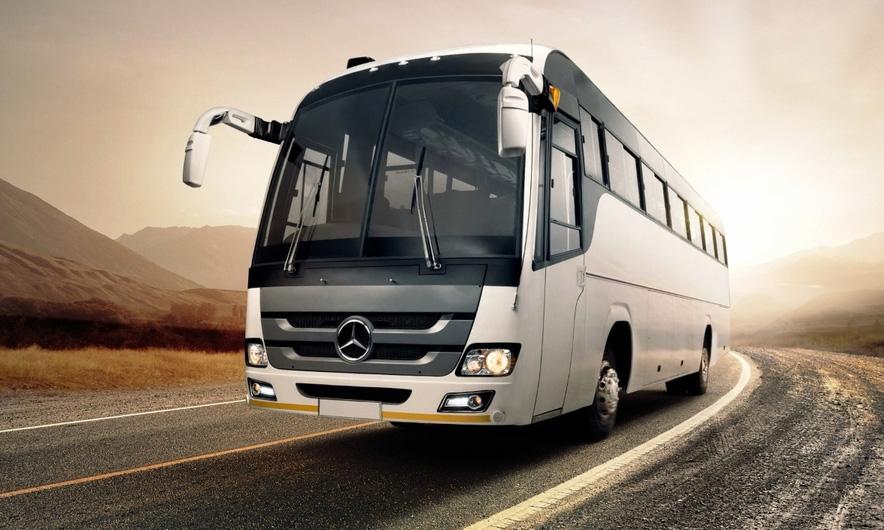 Mercedes-Benz будет строить автобусы для Африки 3