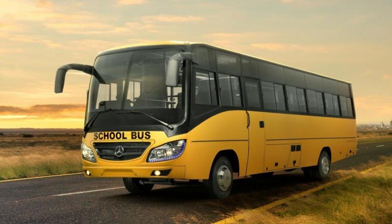 Mercedes-Benz будет строить автобусы для Африки 4