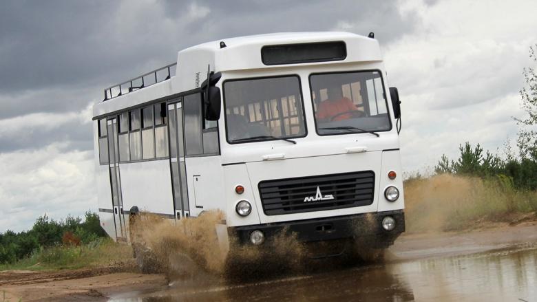 Mercedes-Benz будет строить автобусы для Африки 1