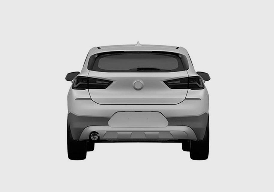 В Сети раскрыли внешности нового кросса BMW 3