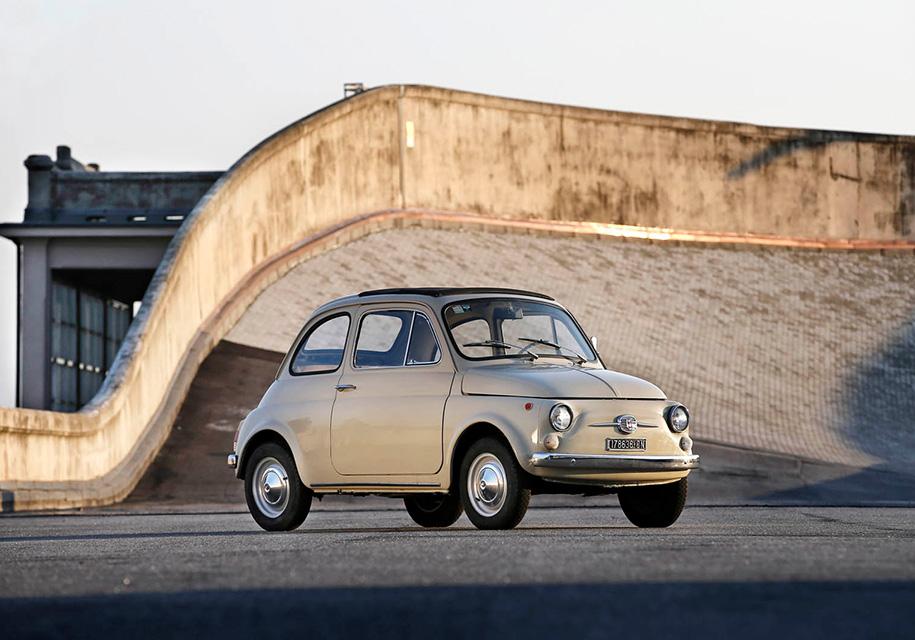 Fiat 500 признали произведением искусства 3