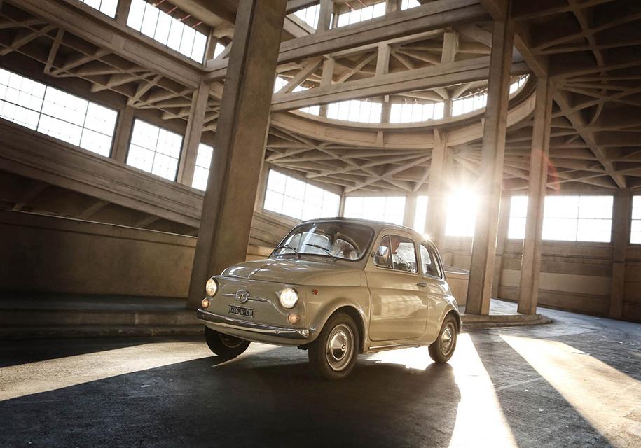 Fiat 500 признали произведением искусства 2