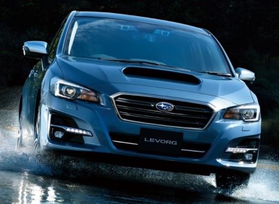 Subaru представила рестайлинговый универсал Levorg 3