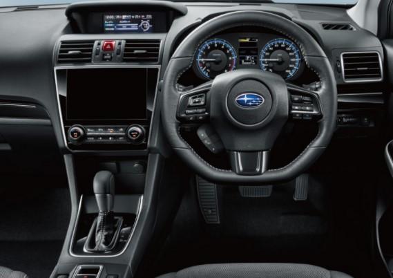 Subaru представила рестайлинговый универсал Levorg 2