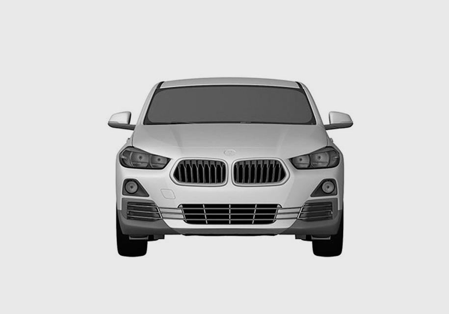 В Сети раскрыли внешности нового кросса BMW 1