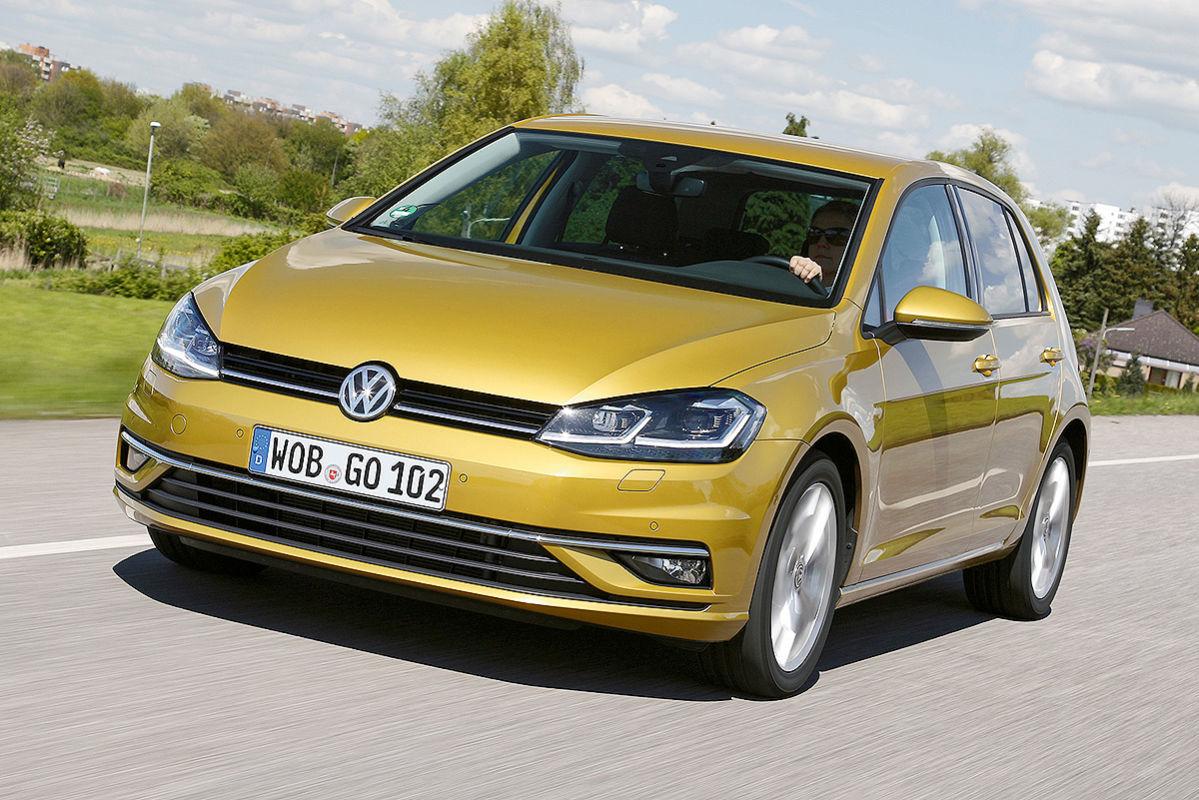 «Сильный конкурент в своем классе»: тест-драйв VW Golf 2