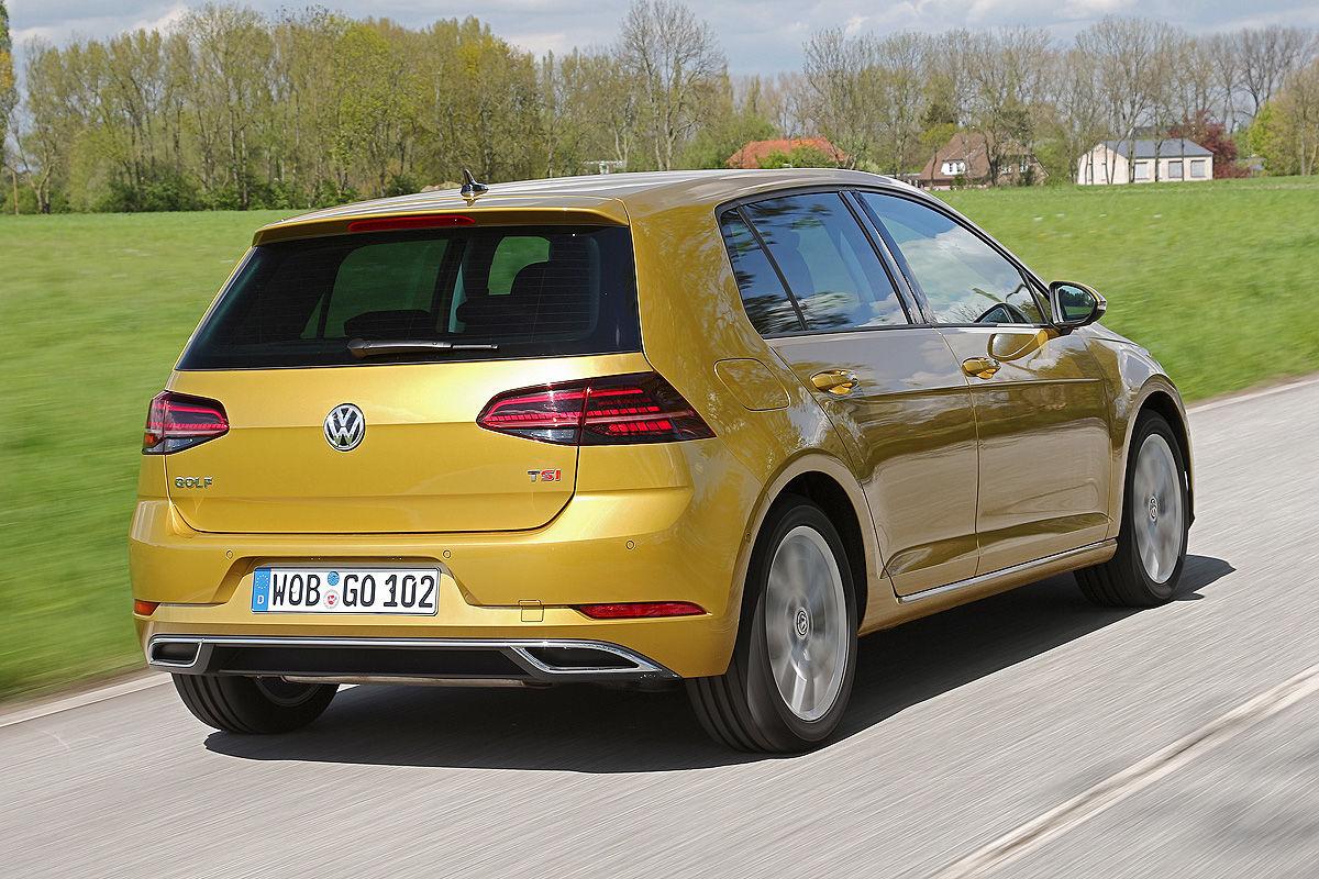 «Сильный конкурент в своем классе»: тест-драйв VW Golf 3
