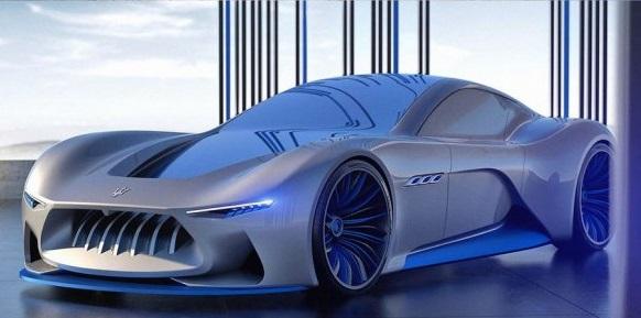 В Maserati показали «невероятно красивый суперкар» 1