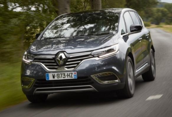 Минивэн Renault Espace обновился 1