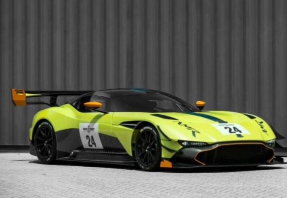 Aston Martin Vulcan станет еще экстремальнее 1