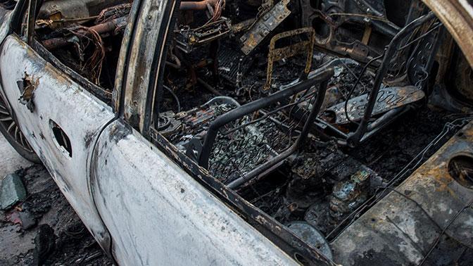 В Украине взорвался «еще один автомобиль»: «теперь с сотрудниками СБУ» 1