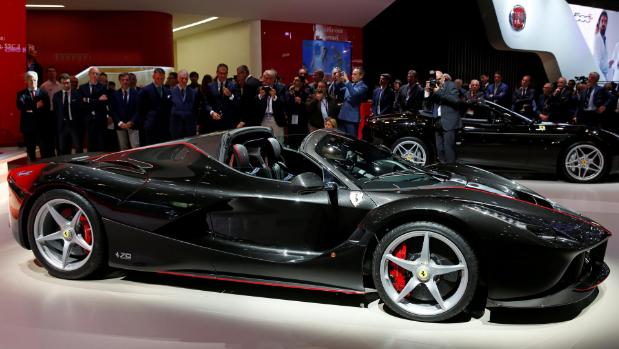 Компания Ferrari отказалась продавать LaFerrari известному коллекционеру 1