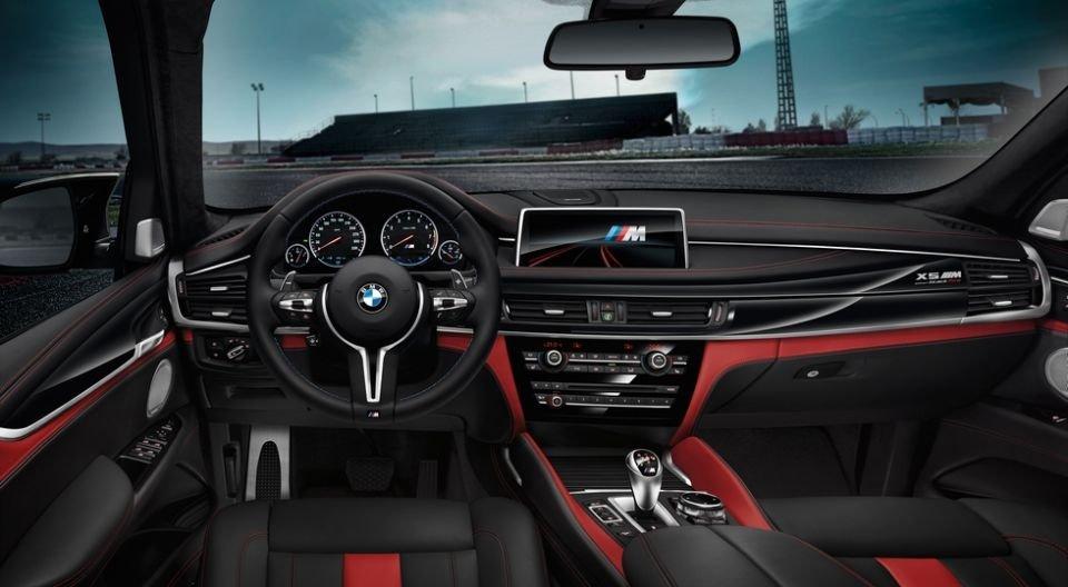 Легендарные модели BMW получили спецверсию Black Fire 2