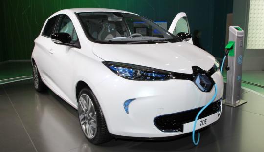 «Бензин - это прошлое»: рейтинг современных электромобилей 1