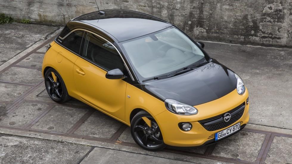 Названы цены крошечного Opel Adam Black Jack 1