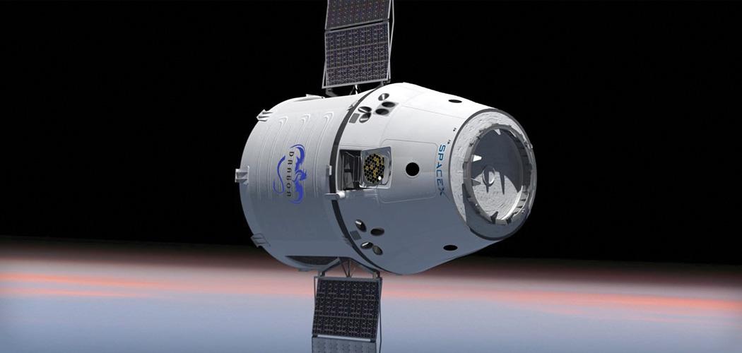 «Космический грузовик» главы Tesla доставит груз на Землю 2