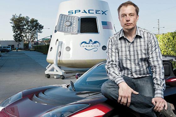 «Космический грузовик» главы Tesla доставит груз на Землю 1