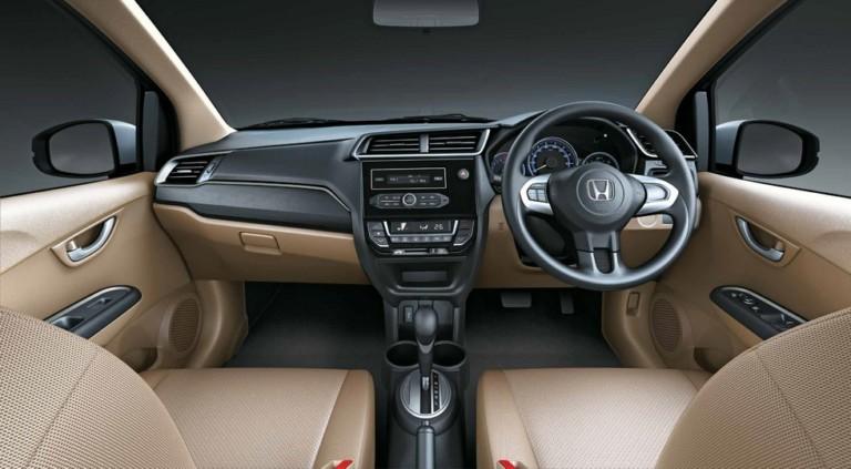 Honda готовит к дебюту новый бюджетный седан 2