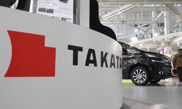 Корпорация Takata всеми силами пытается «выжить» 2