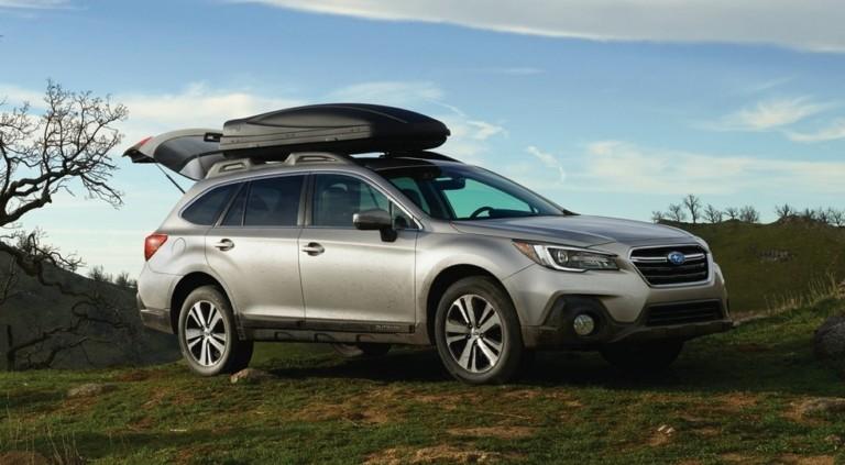 Subaru Outback 2018-го модельного года получил ценник 1