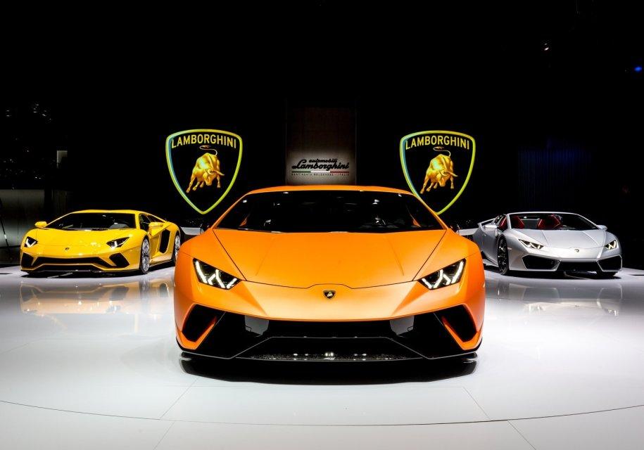 В Lamborghini задумали четырехместный суперкар и преемника «Миуры» 1
