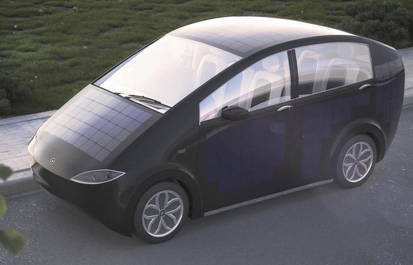 Немцы разработали электромобиль будущего 1