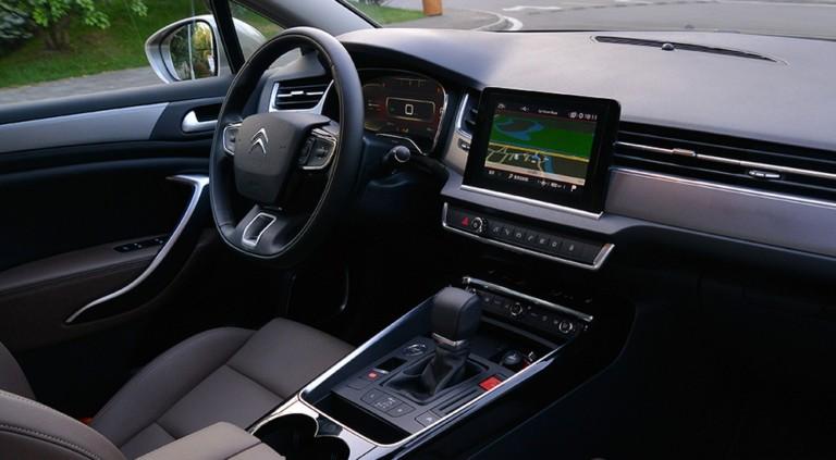 Cтартовали продажи нового Citroen C5 2