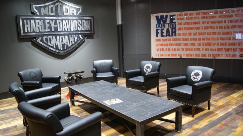 Компания Harley-Davidson «замахнулась» на Ducati 1