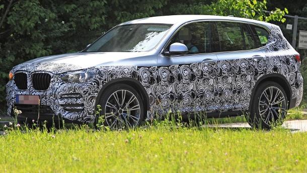 Новый BMW X3 покажут только в «режиме онлайн» 1