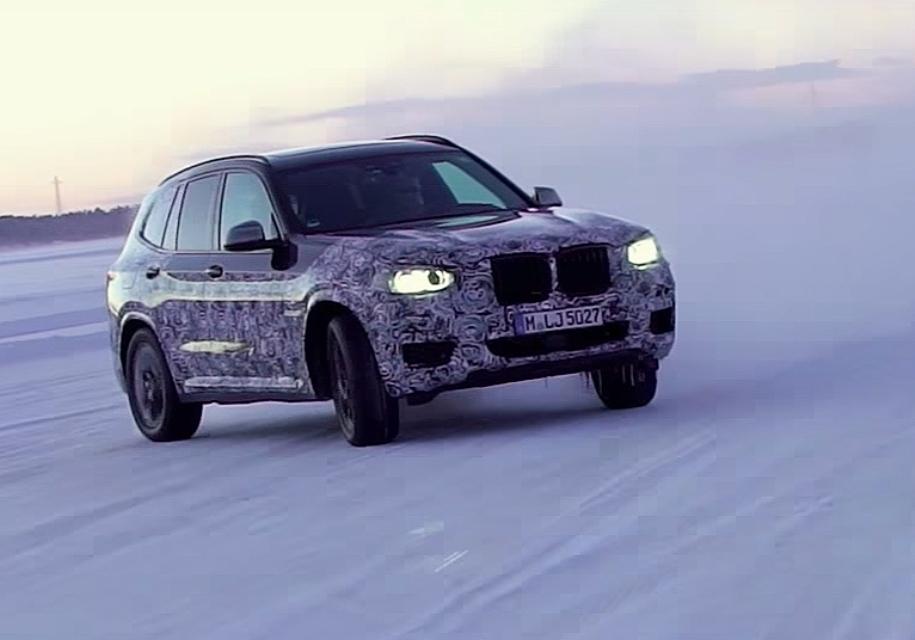 Озвучена дата дебюта нового BMW X3 1