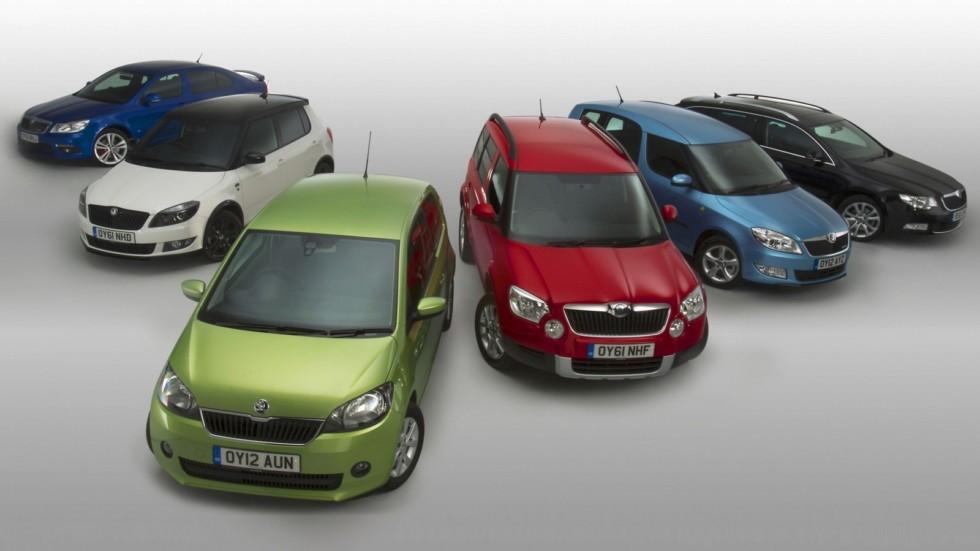 Skoda произвела 15 миллионов автомобилей в составе концерна Volkswagen Group 1