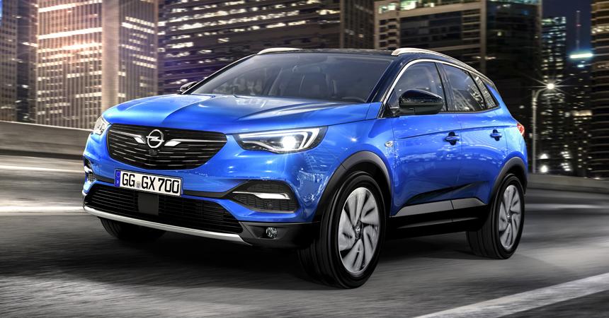 Новый Opel Grandland X «оказался не совсем бюджетным» 1