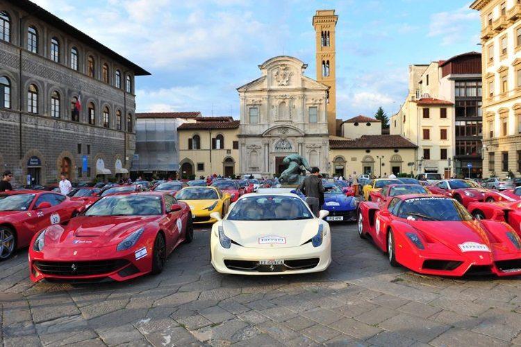 В честь юбилея марки, Ferrari устроит крупнейший аукцион 1