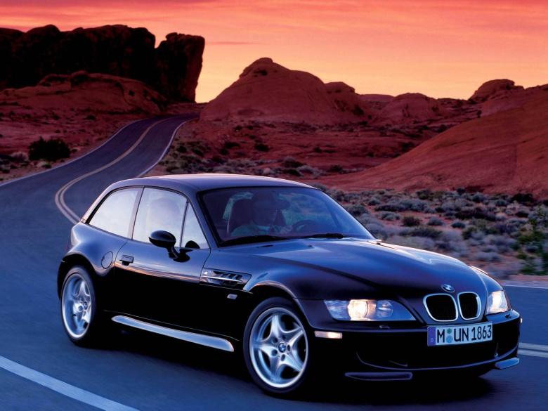 Дизайнер показал, как бы выглядел культовый BMW Z3 M Coupe в наше время 1