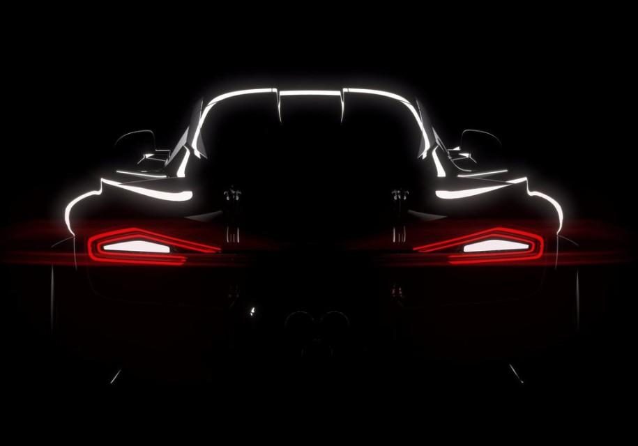 Компания Hennessey выпустит конкурента Bugatti Chiron уже в этом году 1