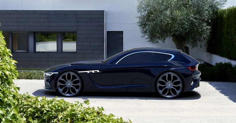 Дизайнер показал, как бы выглядел культовый BMW Z3 M Coupe в наше время 5