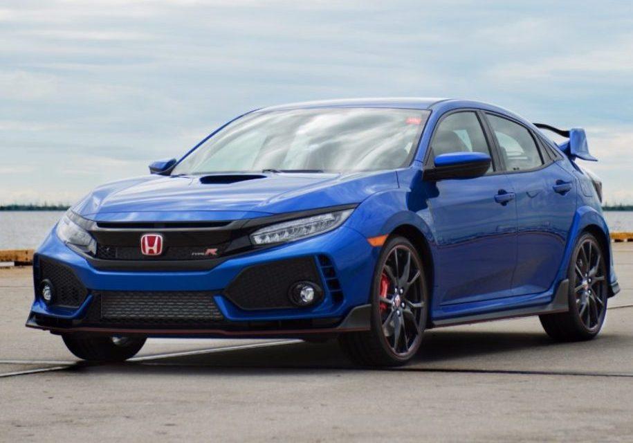 За первую Honda Civic Type-R заплатили в 6 раз больше 1