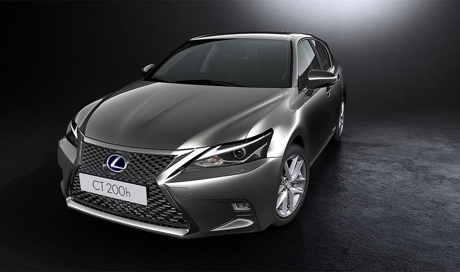 Марка Lexus «в последний раз обновила самую маленькую модель» 1
