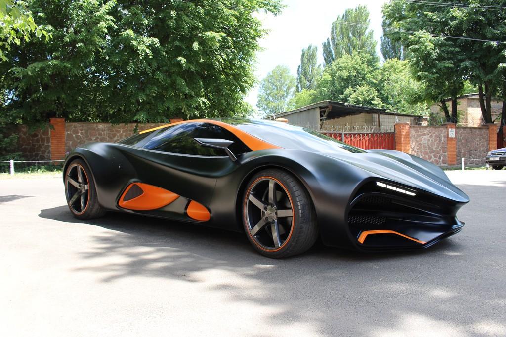 Украинский суперкар Himera Q получил «сумасшедший» ценник 2