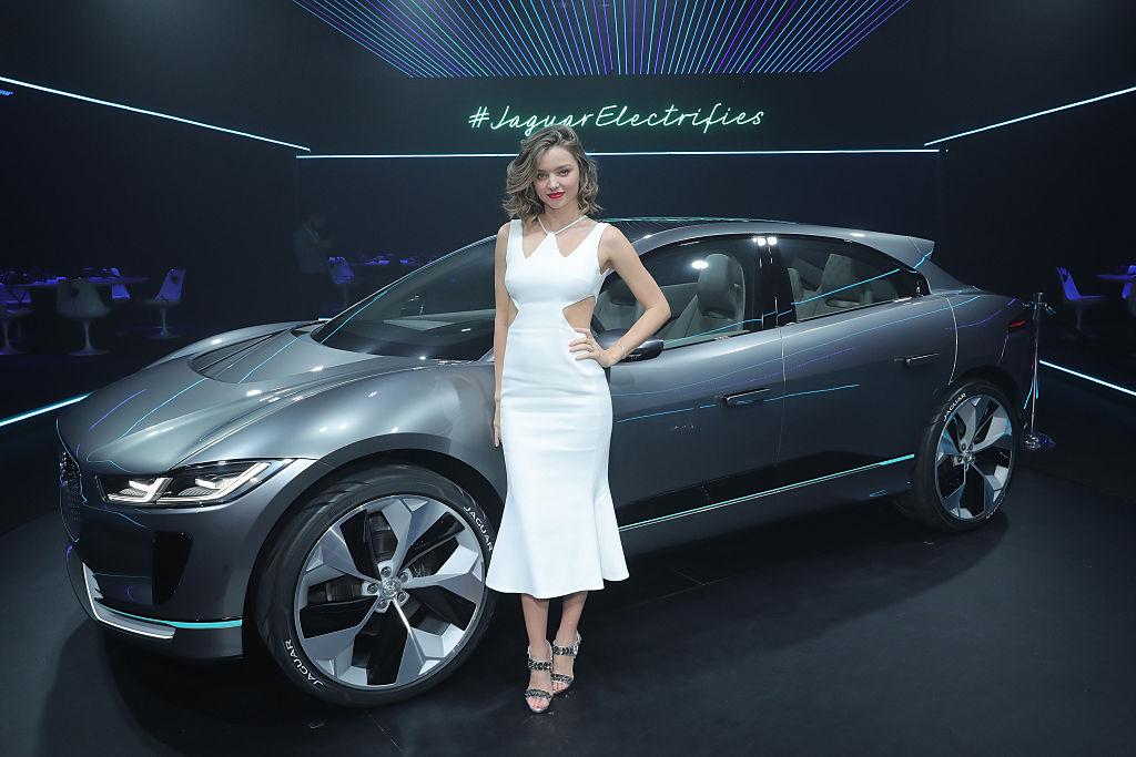 Руководство Jaguar проговорилось о своем электромобиле I-Pace 3