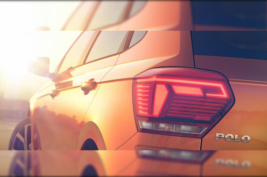 Разработчики VW «показали кусочек» нового Polo 2