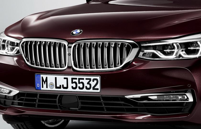 Новый BMW 6-Series GT показали на официальных фото 1