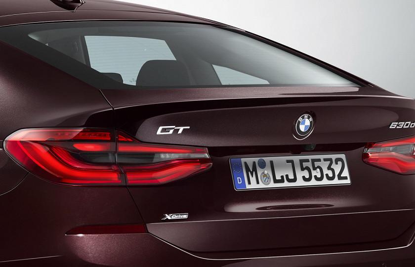 Новый BMW 6-Series GT показали на официальных фото 2