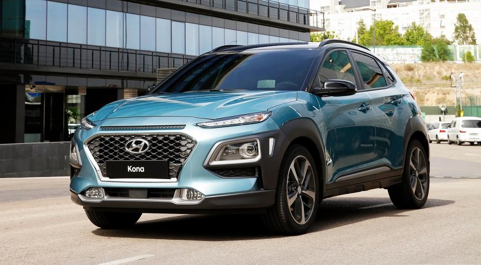 Hyundai выпустит две новые модели кроссоверов 1