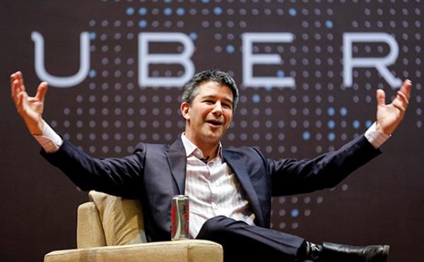 «Скандал на почве интима»: главу Uber могут уволить 1