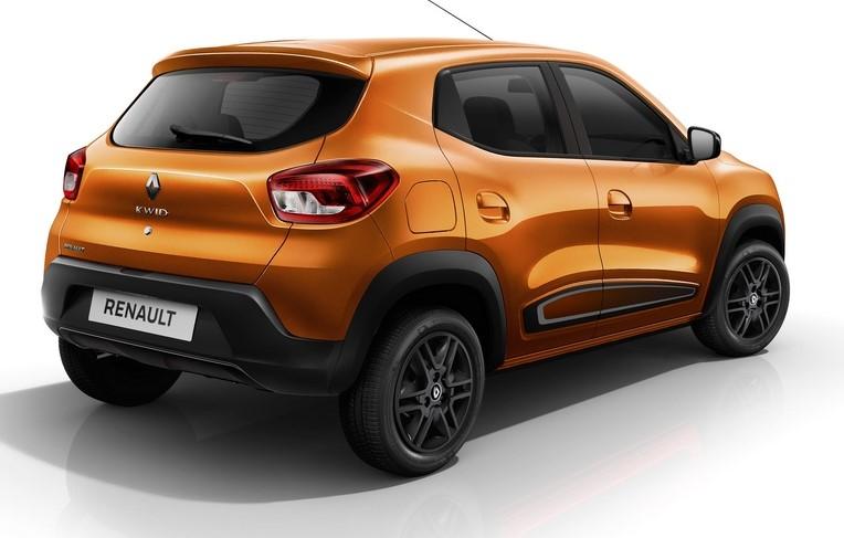 Бюджетный хэтчбэк Renault Kwid стал безопаснее 2