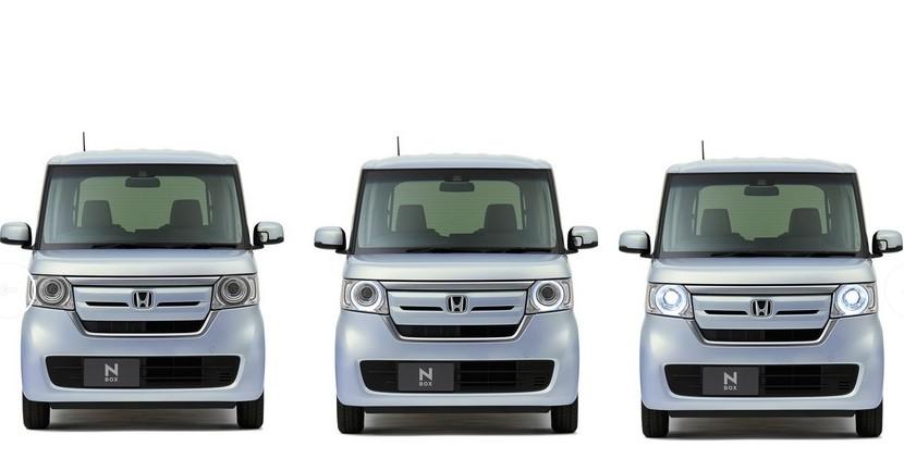 Honda раскрыла дизайн нового кей-кара 1